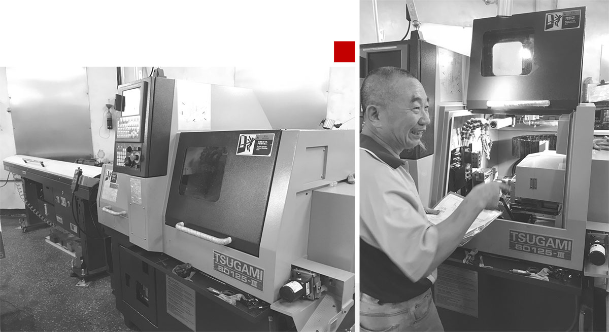 APPORO CNC ISO9001 Certification : Eliminate borders between departments