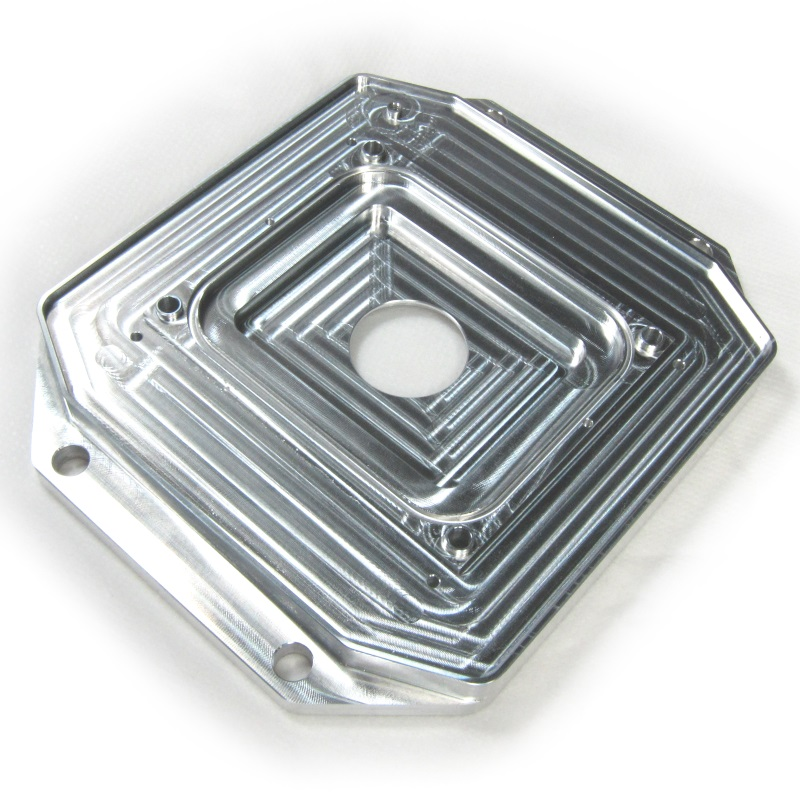 Chemical Conversion Electrical Mount Base Adapter Plate
