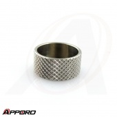 Customized Medical SUS303 Control Knob Knurled Nut Cap