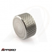 Customized Medical 303 Knurled Control Knob Nut Cap