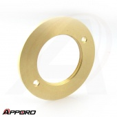 Precision Brass Thread Wheel Spacer Mounting Ring