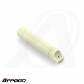 PP Micropump Hollow Spindle Shaft Pipe Adaptor
