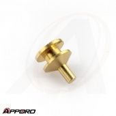 OEM CNC Turning Brass C3602 Pivot Pin