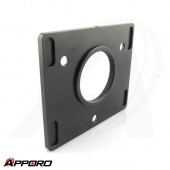 OEM 6061 T6 Mount Base Plate Front Panel