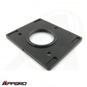 Customized 6061 T6 Mount Base Plate Front Panel