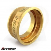 APPORO CNC Turned Free Cutting Brass C3604 Magnet Sleeve Housing 03