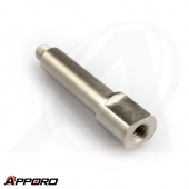 APPORO CNC Turning Lathe Manufacturer Stainless Steel 303 Passivation Electrical Terminal Pin Armature Axle Shaft 03