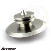 APPORO CNC Turning Milling Stainless Steel 316L Medical Grade Analytical Chemical Component Cap 04