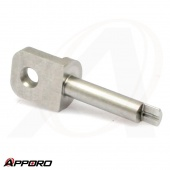 CNC Machining Services 303Lock Damper Barrel